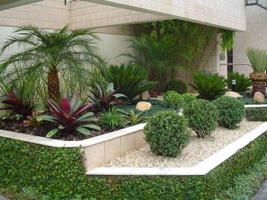 Decora o exterior de casas pequenas decorando casas for Organizar jardin exterior