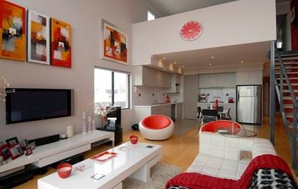 Interiores de casas peque as awesome home Interiores de casas pequenas