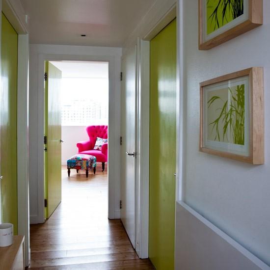 Decoração-para-corredor-de-apartamento