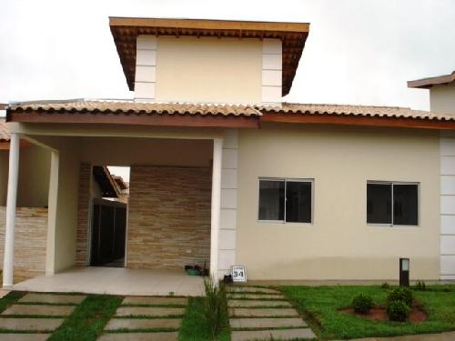 Fachadas de casas populares com pedras decorando casas for Modelos d casas bonitas