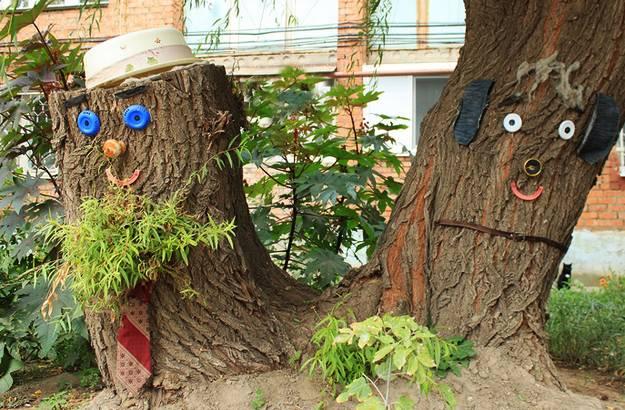 Ideias Criativas Para Decora 231 227 O De Jardim Decorando Casas