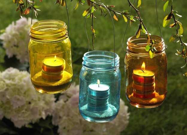 Ideias Criativas Para Decoração De Jardim ~ Ideias Para Jardim Reciclavel