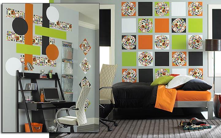 Ideias criativas para decoração de paredes