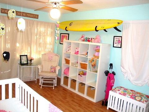 Ideias criativas para quarto do bebê