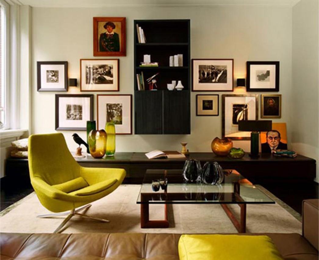 Ideias Para Apartamento Pequeno Pictures to pin on Pinterest #B64E0A 1046 853
