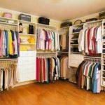 Como organizar closets pequenos