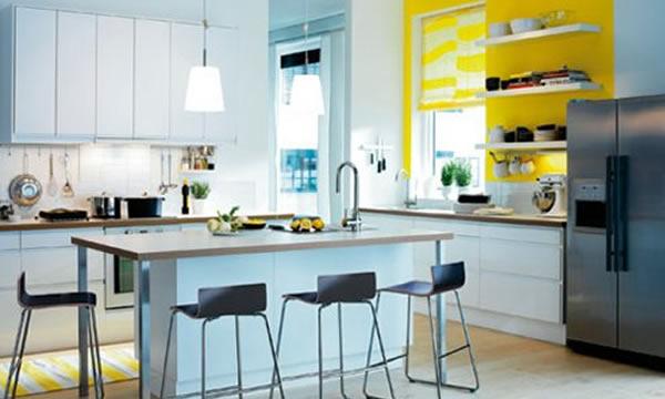 Dicas de decora o para cozinhas pequenas decorando casas - Categoria a3 casa ...