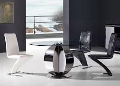 mesas de jantar modernas para sala