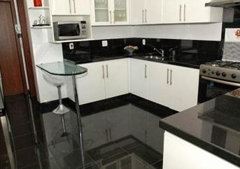 Porcelanato para piso da cozinha decorando casas Pisos para cocinas fotos