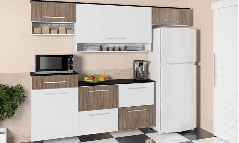 Armário de cozinha barato – Fotos  Decorando Casas # Utensilios Para Armario De Cozinha