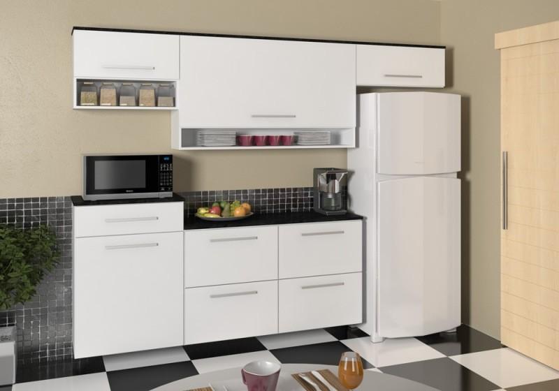 Armário de cozinha barato u2013 Fotos Decorando Casas