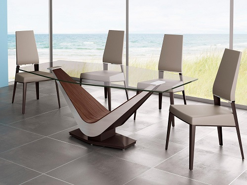 mesas-de-jantar-modernas-para-sala