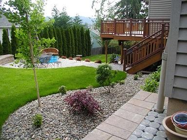 Casas modernas com jardins planejados bonitos e maravilhosos