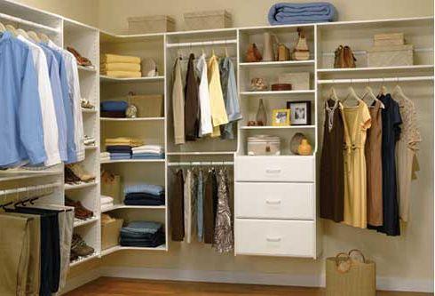 Como organizar closet de casal