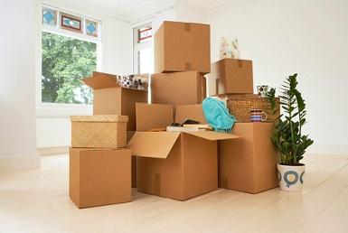 Como organizar uma mudança de apartamento