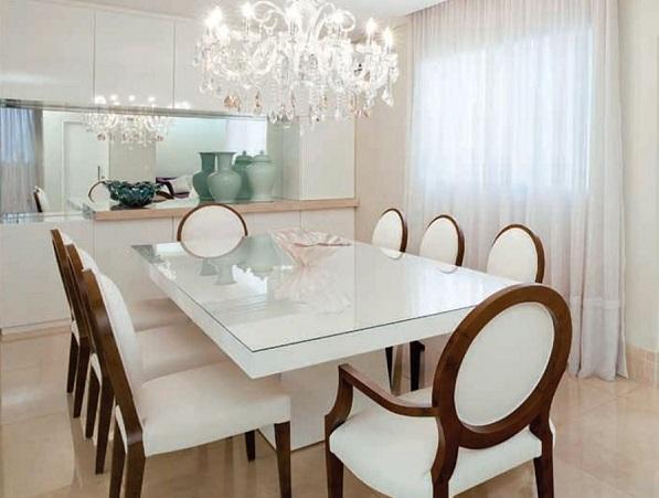 Lustre Para Sala Pequena De Jantar ~ Lustres e luminárias para sala de jantar – Preços e Fotos