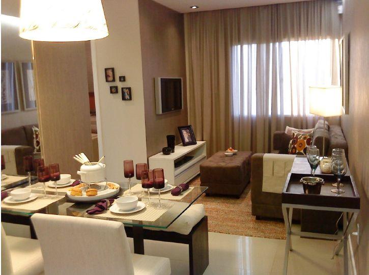 M veis planejados para apartamentos pequenos decorando casas for Decoracion de apartamentos pequenos fotos