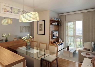 Móveis planejados para apartamentos pequenos