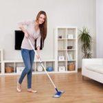 como manter a casa limpa