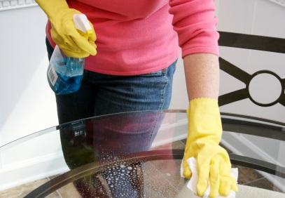 Como arrumar o apartamento