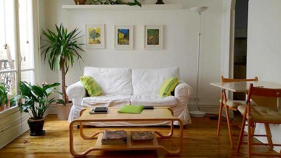 Como mobiliar apartamento pequeno gastando pouco