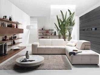 Como montar uma sala de estar