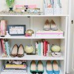 Como organizar sapatos em pouco espaço