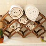 Objetos decorativos para banheiro