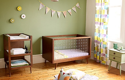 Quais as cores ideais para o quarto do beb decorando casas for Dulux childrens bedroom ideas