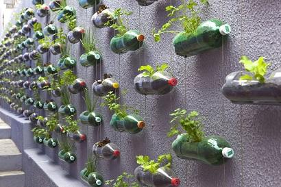 Como-fazer-um-jardim-com-material-reciclável