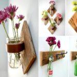 Decoração-de-parede-com-material-reciclado