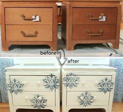 Ideias criativas para reciclar móveis