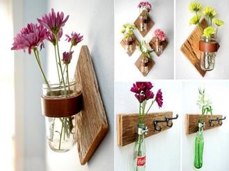 Ideias de reciclagem para decoração