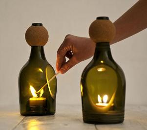 Objetos confeccionados com materiais recicláveis fáceis de fazer