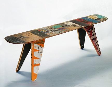 Reaproveitamento-de móveis-usados