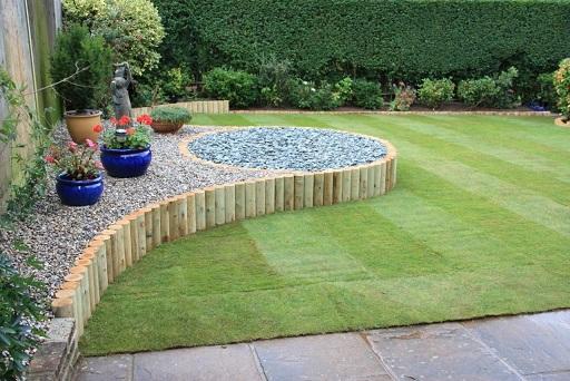 Como fazer um jardim simples no quintal  Decorando Casas