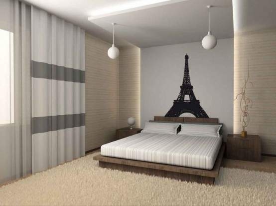 decoracao-de-quarto-com-o-tema-paris