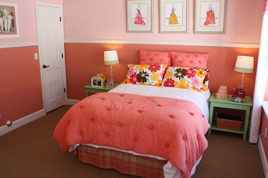 suitable color for bedroom decora 231 227 o de quarto tema bailarina decorando casas 17442