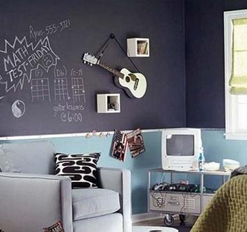 decoracao-de-quarto-com-tema-musical