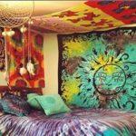 Decoração-de-quartos-no-estilo-hippie