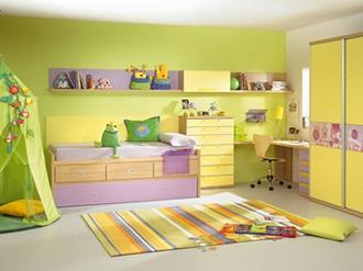 5 dicas para acertar na pintura do quarto das crianças
