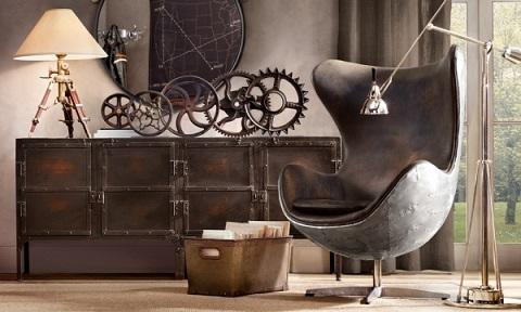 Como-fazer-a-decoração-industrial