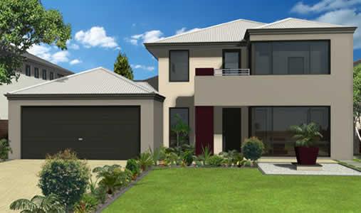 Cores para fachadas residenciais