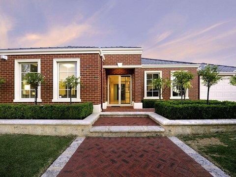 Fachadas de casas com tijolo a vista decorando casas - Fachadas ladrillo rustico ...