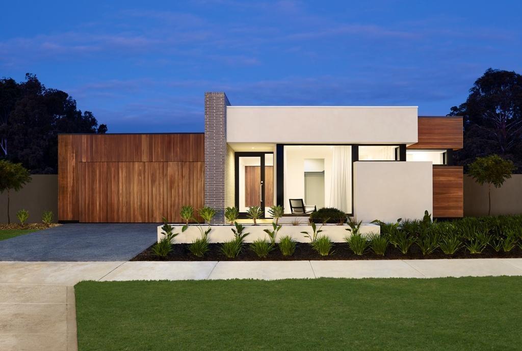 Fachadas de casas pequenas com platibanda decorando casas for Fachadas pequenas