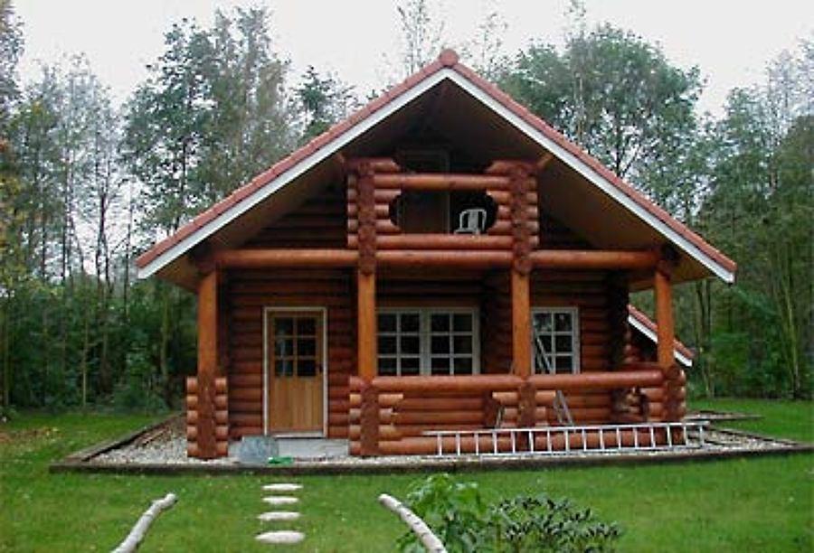 Fachadas de casas r sticas pequenas decorando casas for Fachadas de cabanas rusticas