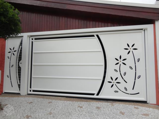 Favoritos O que é portão basculante? | Decorando Casas HP41