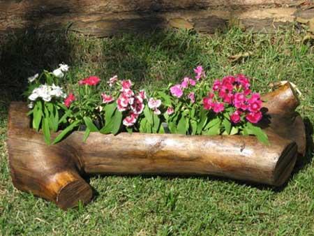 decoracao de jardim simples : Objetos de decora??o para jardim Decorando Casas