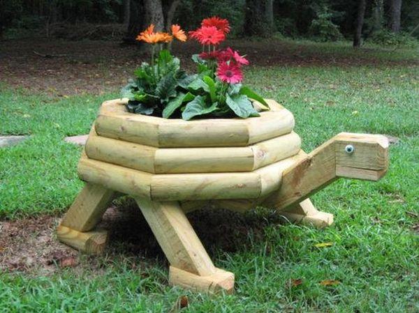 Objetos de decoração para jardim  Decorando Casas