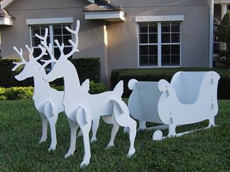 Como-decorar-o-jardim-para-o-natal